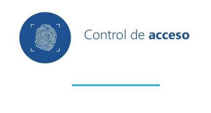 CONTROL DE ACCESO VSH